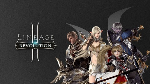 Lineage 2: Revolution Global Edition Enters Pre-Registration Stage