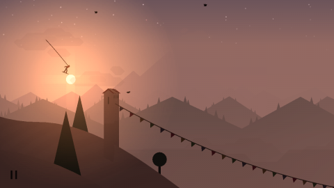 Alto's Adventure: Quick Review - An Amazing Atmospheric Endless Runner