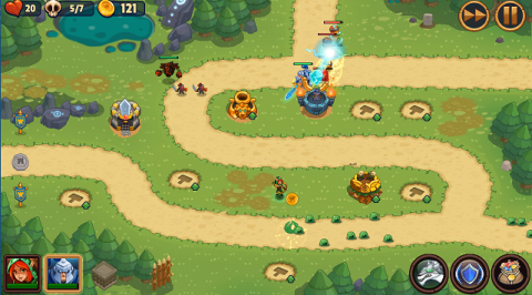 Realm Defense: Quick Review - Amazing Fantasy Tower Defense