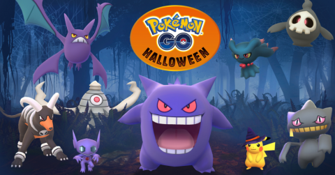 Niantic Set to Release New Ghost Type Pokemon this Halloween