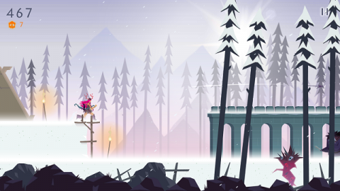 Vikings: An Archer's Journey: Quick Review - An Endless Runner with Archery