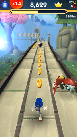 Sonic Dash 2: Sonic Boom - Quick Review - An Endless Runner Sequel