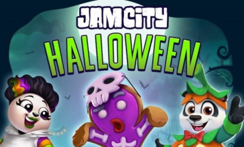 An Entire Slew of Updates for JamCity Games This Halloween