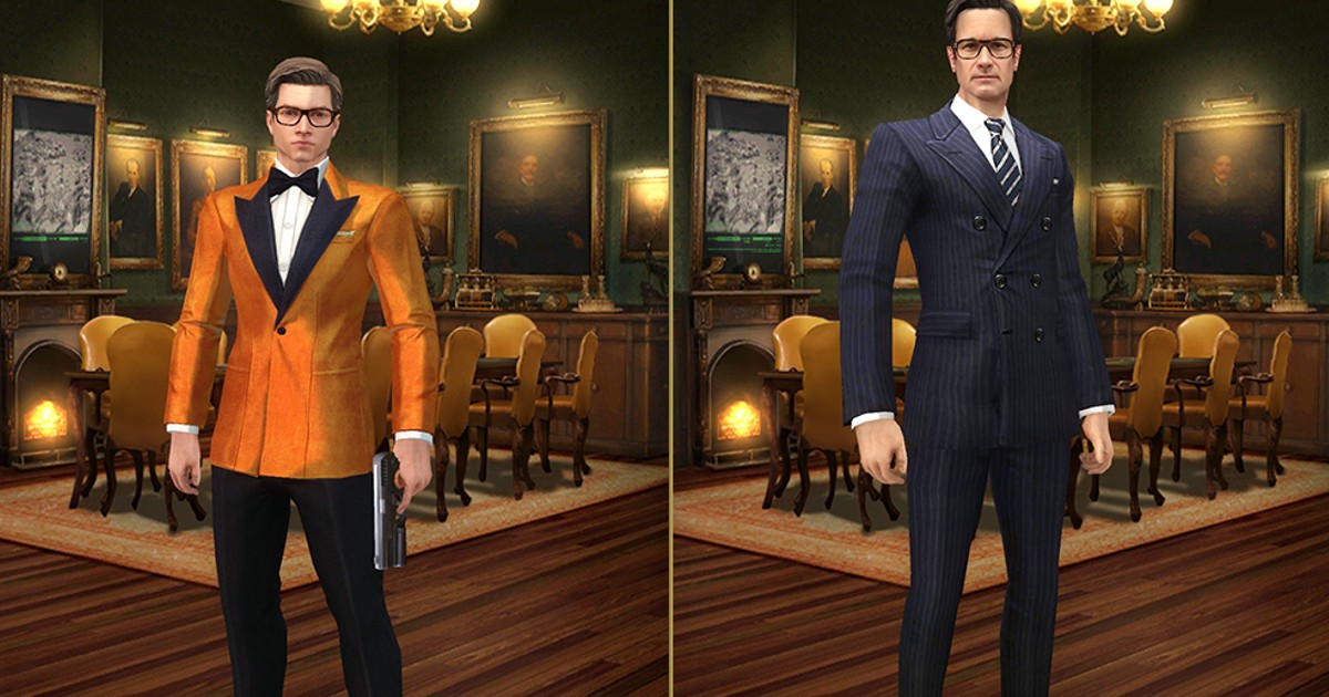 New Characters Available in Kingsman: The Golden Circle Update