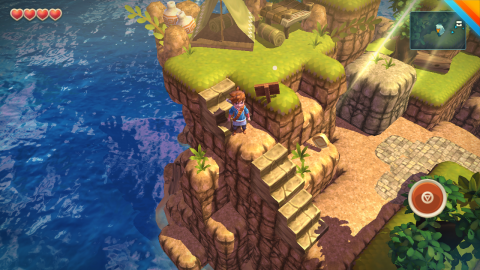 Oceanhorn: Quick Review - Fantastic Adventure RPG