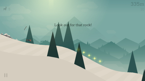 AweApps Clip: Alto's Adventure is hard