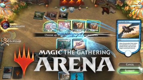 Magic the Gathering: Arena to Launch Closed Beta Phase in November