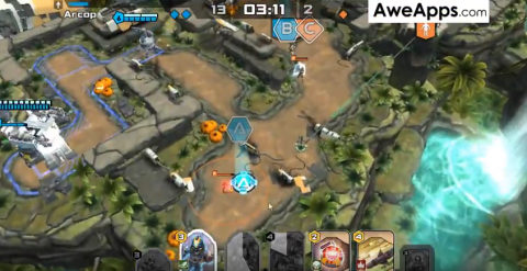 AweApps Funny Clip: Titanfall Assault - Destroying a land mine with a land mine