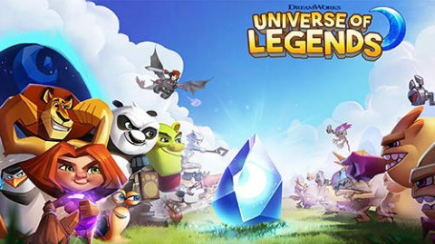 DreamWorks Bringing Their Most Popular Characters to a Mobile Game