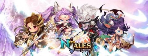 NTales: Child of Destiny is Trending on Google Play