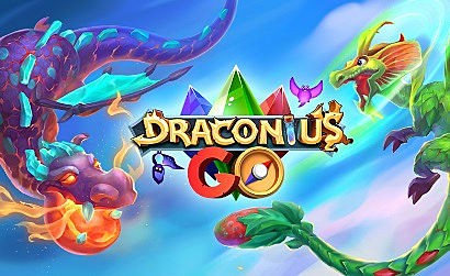 Draconius GO is a New Alternative Game to Pokemon GO