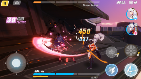 Honkai Impact 3: Review - Action RPG