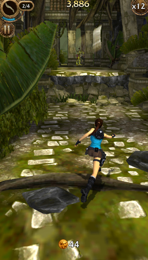 Lara Croft: Relic Run - Review - Mission Based Runner