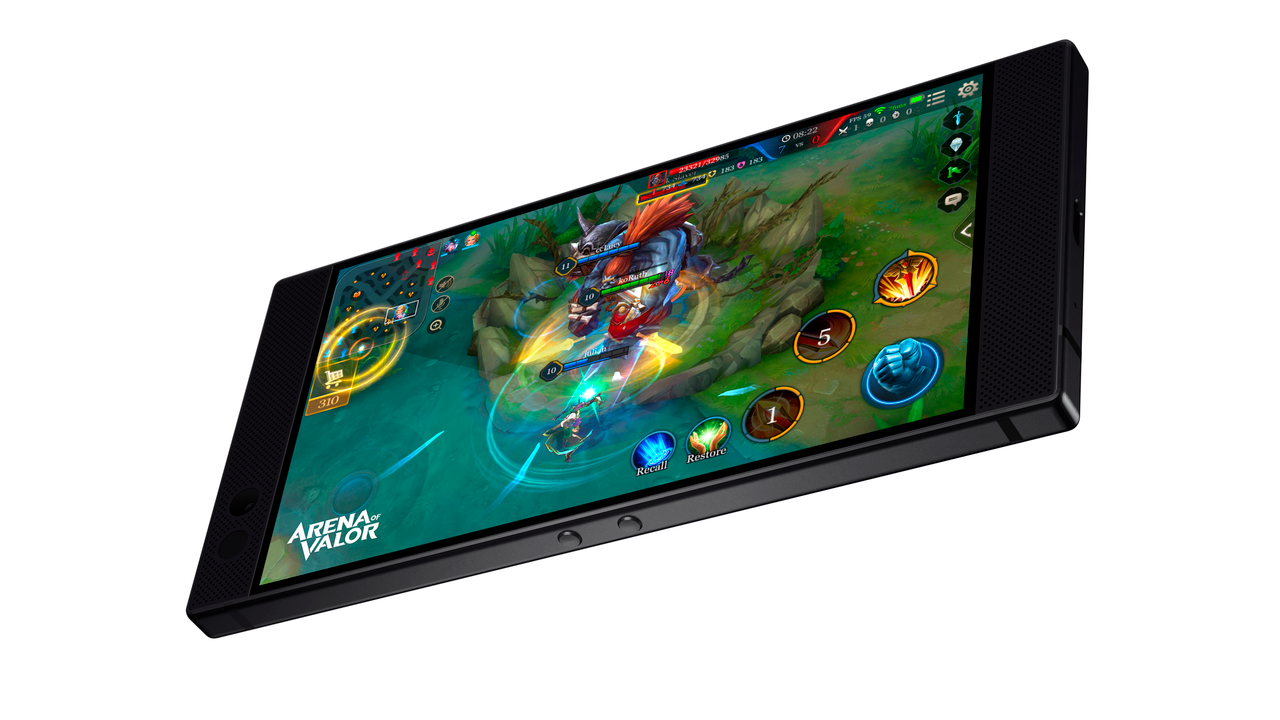 Razer Announces Plans to Release Gaming Mobile Phone