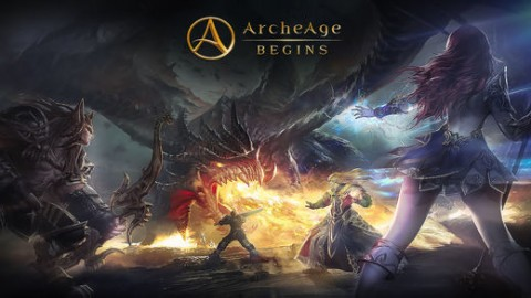 ArcheAge Begins is Now Available for Mobile