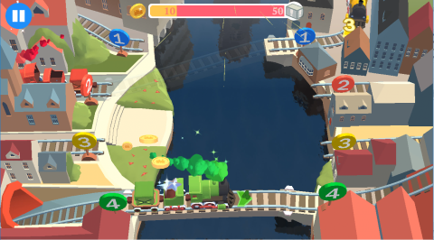 Train Conductor World: Review - High Speed Multi Track Switching