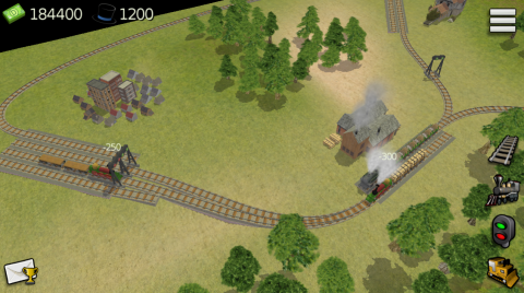 DeckEleven's Railroads: Review - Simple and Relaxing Train Manager