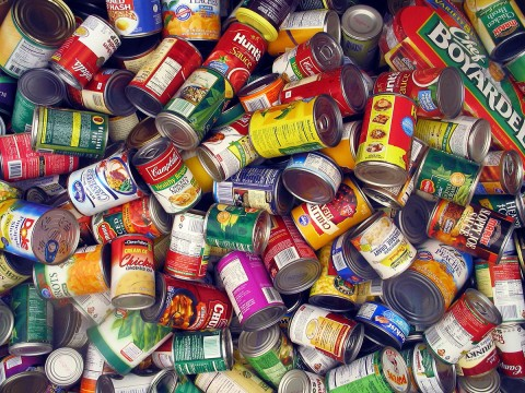 Some of the Weirdest Canned Foods on the Internet