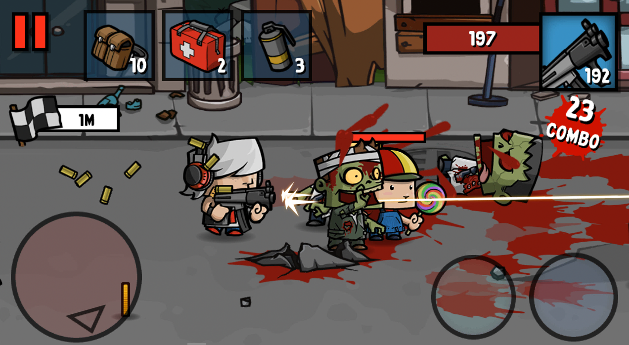 Zombie Age 3: Review - Side Scrolling Zombie Beat Em Up