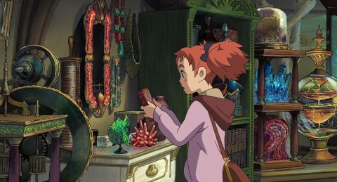 Anime Movie Review: Mary and The Witch's Flower