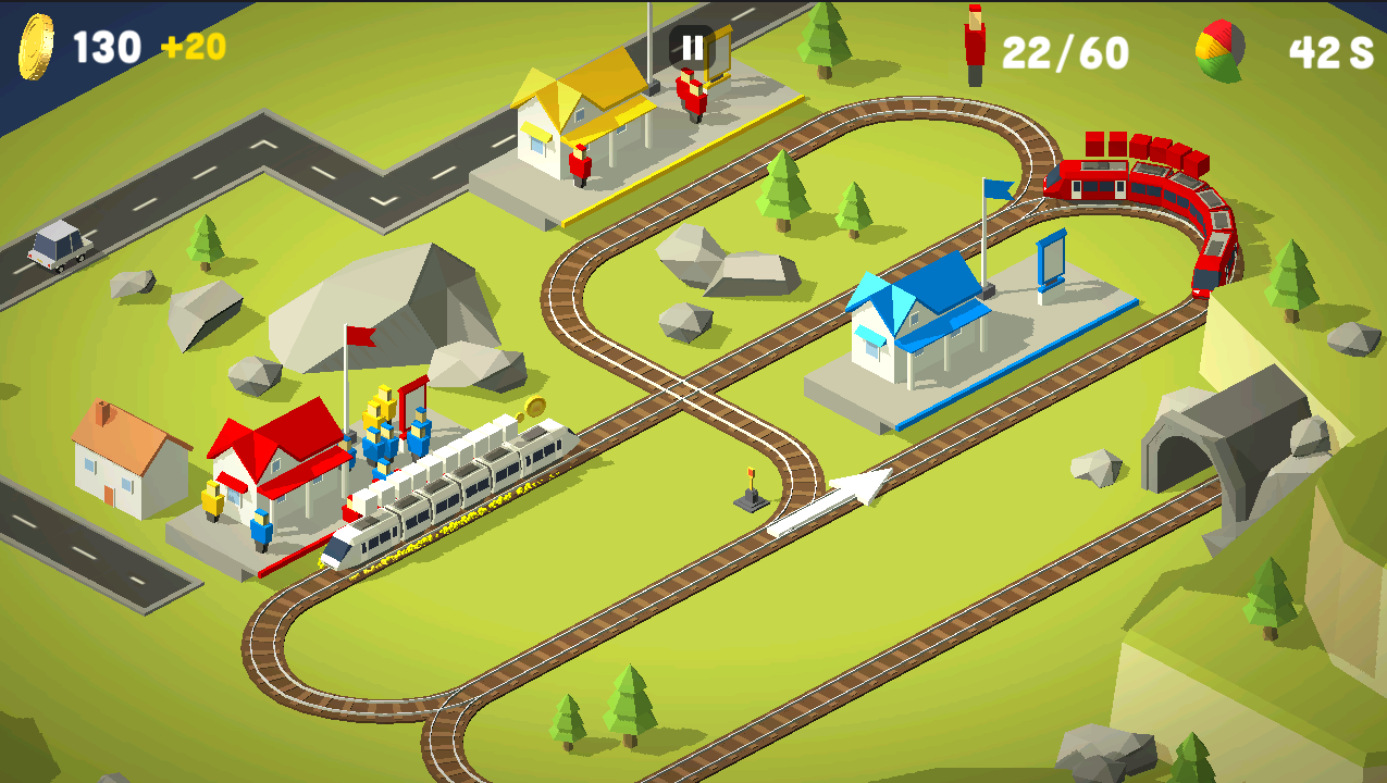 Conduct THIS! Review - Train Managing Puzzle Game