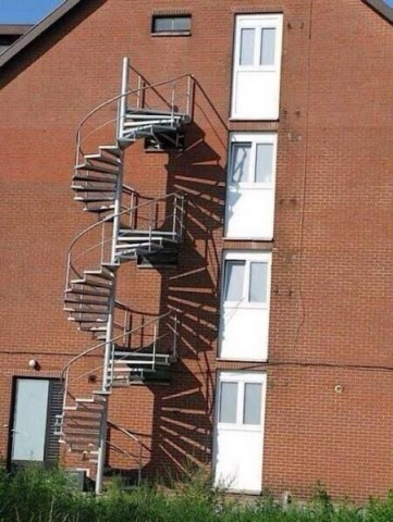 Hilarious Architecture Fails