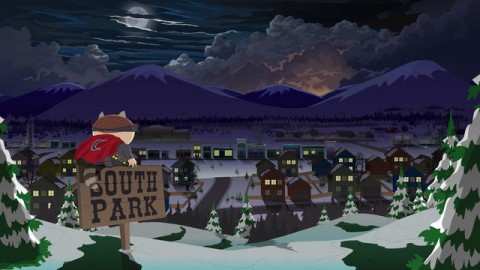 Concept Art for South Park: Fractured but Whole