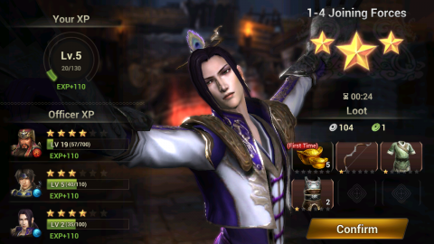 Dynasty Warriors: Unleashed - Review - Dungeon runs with the Warriors twist