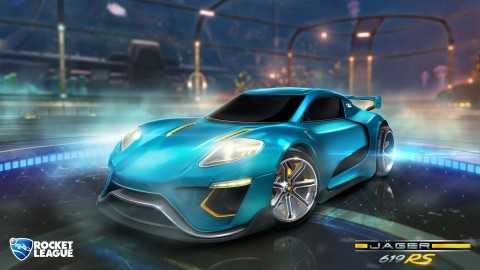 Rocket League Concept Art