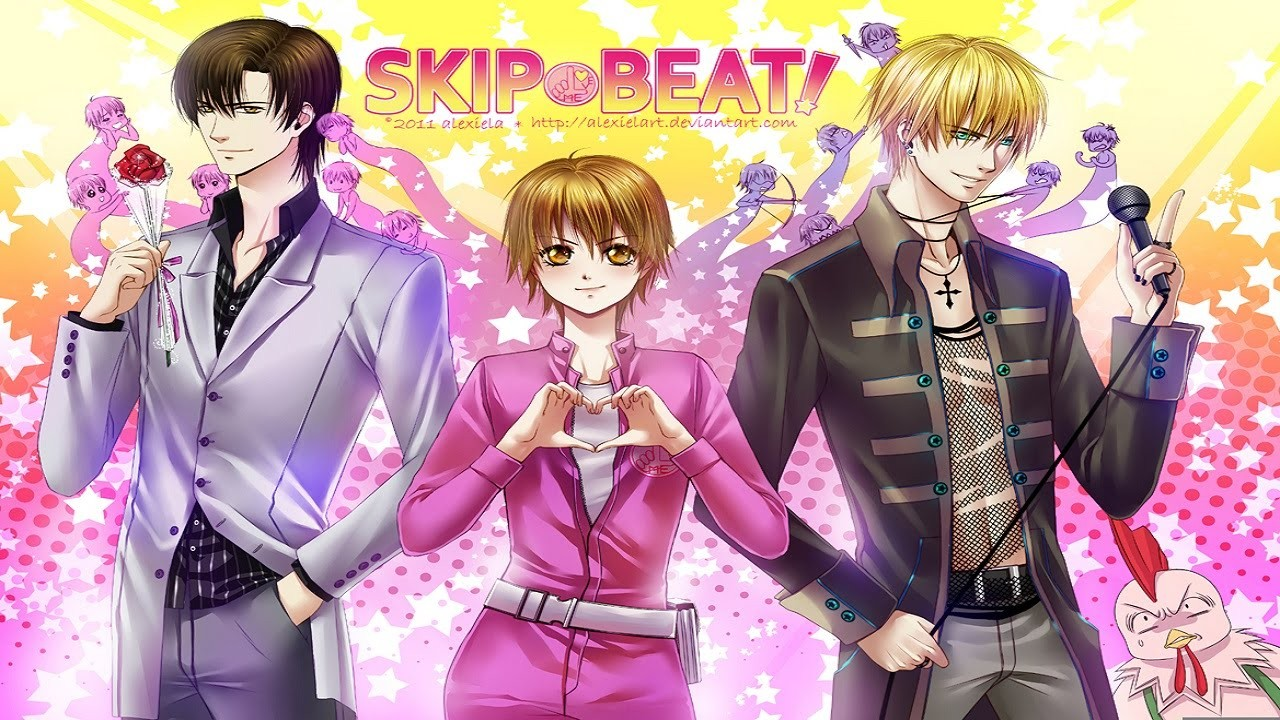 Skip Beat! Is The Best Encouraging Anime To Watch