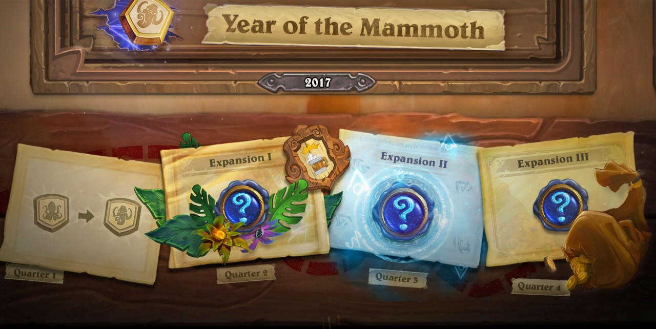 Hearthstone board secret easter eggs