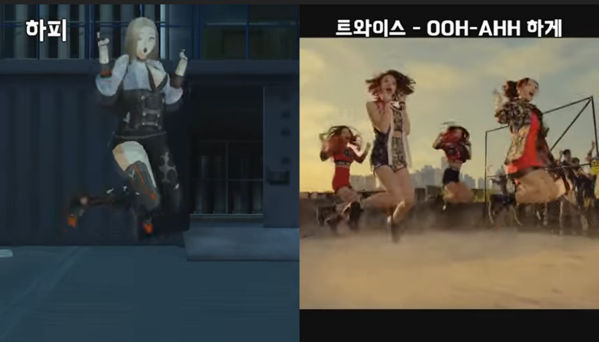 3 MMO that take inspiration from real dances
