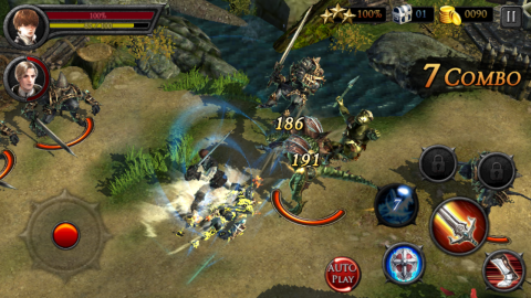 Dragon Raja Mobile: Review - Action RPG with a story