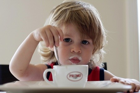 The World's Youngest Barista