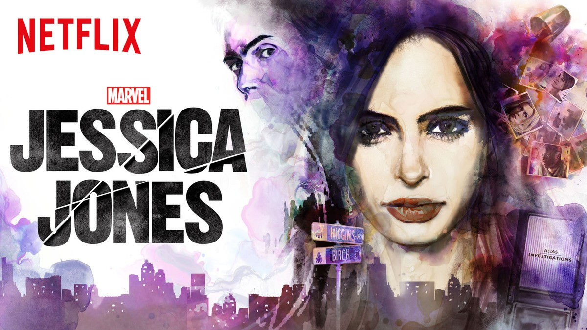 Jessica Jones is Your Unconventional Marvel Hero