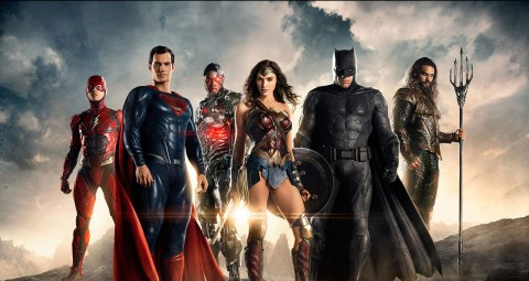 Movie Review: Justice League