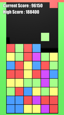 Cube Rush: Match-3 Hyper Casual Color Swipe Puzzle