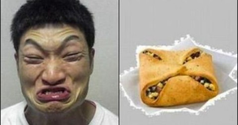 Food Items That Look Like Famous People