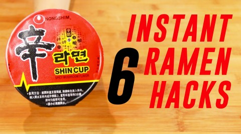 Simple Ramen Noodle Hacks for Serious Ramen Noodle Lovers