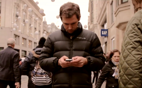 Powerful Video Urges Users to Look Up from Their Phones