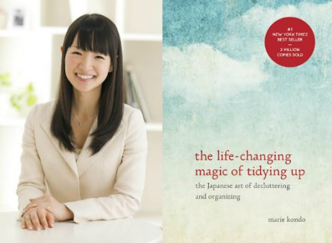 Marie Kondo: Japanese Organizing Genius Shows You How to De-Clutter Your Life