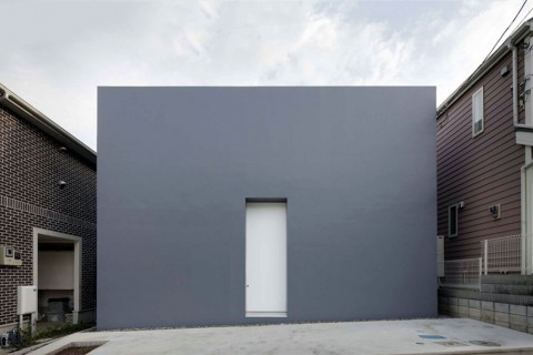 These Unique Houses by Japanese Architects Have No Windows