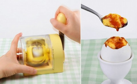 You've Had Boiled Eggs, Now Make Boiled Egg Pudding