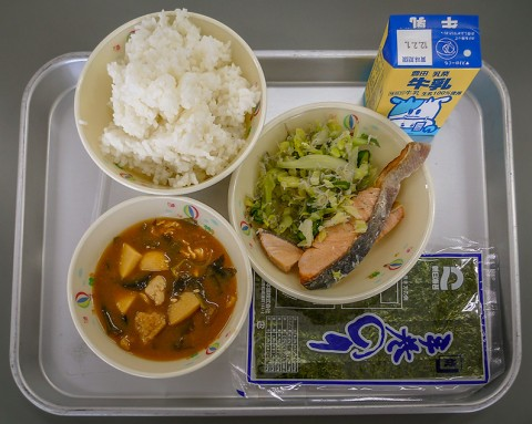 These Healthy Japanese School Lunches Will Inspire You