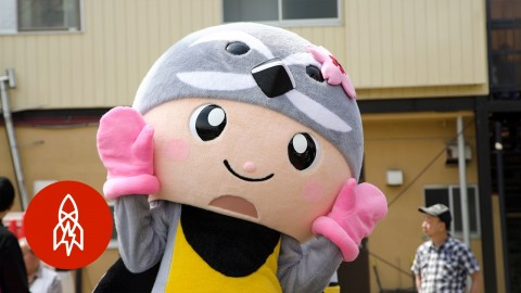 Did You Know that You Can Join a Mascot School in Japan?