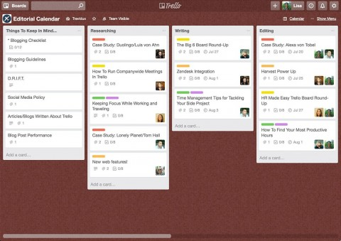 Trello: The App for Organizing Your Tasks and Ideas