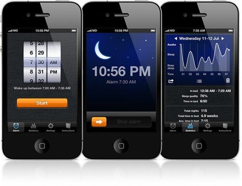 Waking Up Is A Breeze With The Sleep Cycle Alarm Clock