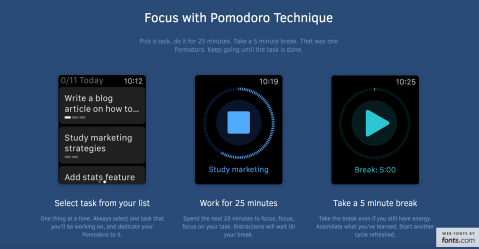 Learn The Pomodoro Technique for Productivity With This App