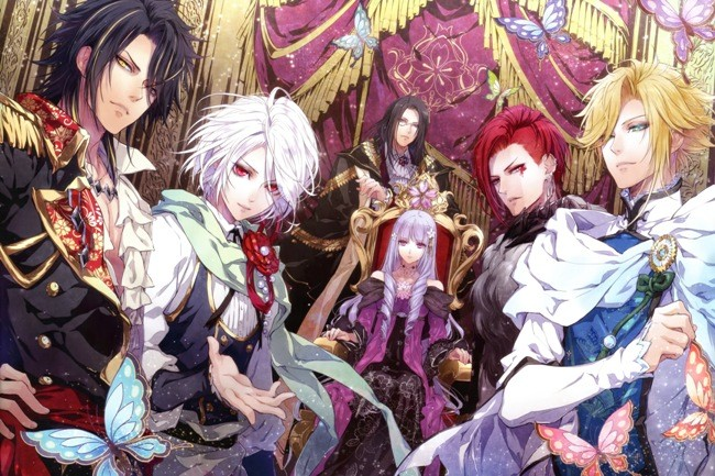 Our Picks For The Top 5 English Otome Games Out There