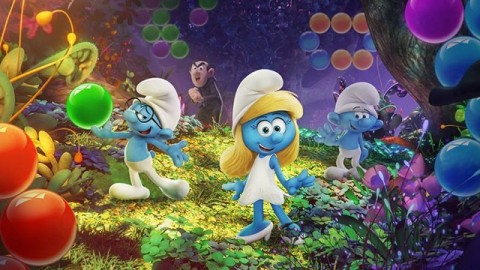 Exciting Free Smurf Mobile Game Unveiled In Conjunction With Massive Movie